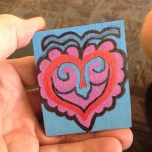 Atlanta Free Art Friday gift